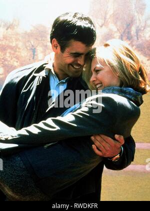 CLOONEY,PFEIFFER, ONE FINE DAY, 1996 - Stock Photo