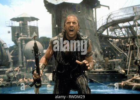 KEVIN COSTNER, WATERWORLD, 1995 - Stock Photo