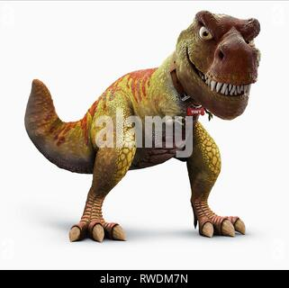 T-REX, MEET THE ROBINSONS, 2007 - Stock Photo