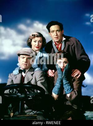 GREGSON,SHERIDAN,MORE,KENDALL, GENEVIEVE, 1953 - Stock Photo