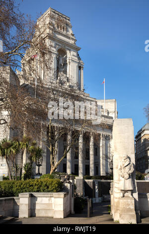 Trinity Square gardens. - Stock Photo