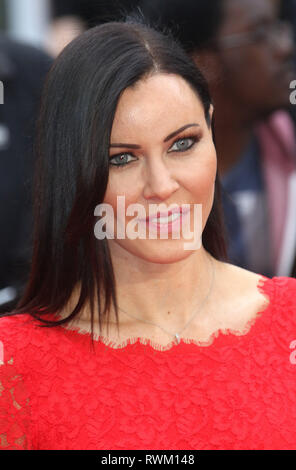 May 27, 2015 - London, England, UK - Spy European Premiere, Odeon Leicester Square - Red Carpet Arrivals Photo Shows: - Stock Photo