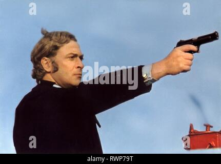 MICHAEL CAINE, GET CARTER, 1971 - Stock Photo