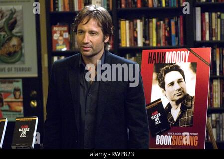 DAVID DUCHOVNY, CALIFORNICATION, 2007 - Stock Photo
