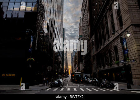 New York Landscapes, cityscapes and street view. Of the famous land marks like memorial site, brides and other urban views in beautiful light of day a - Stock Photo