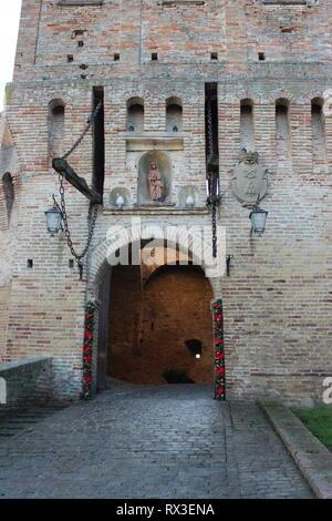 Antico castello - Stock Photo