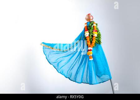 Gudi Padwa Marathi New Year - Stock Photo