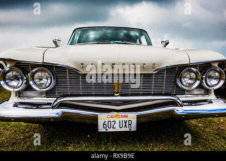 American Muscle Car - Stock Photo