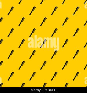 Comb pattern vector - Stock Photo