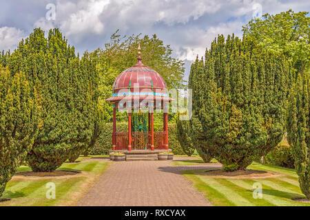Maharajahs Well, Stoke Row,  Oxfordshire, UK - Stock Photo