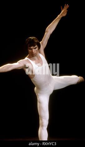RUDOLF NUREYEV (1938-1993) BAILARIN RUSO. - Stock Photo