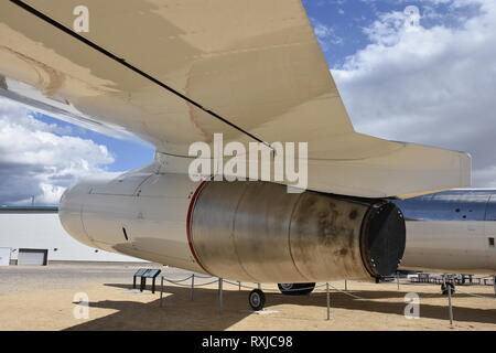 Jet Engines - Stock Photo