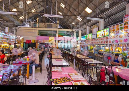 Food hall, Central Road, Pattaya, Thailand