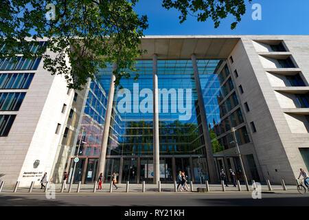 Auswaertiges Amt, Werderscher Markt, Mitte, Berlin, Deutschland - Stock Photo