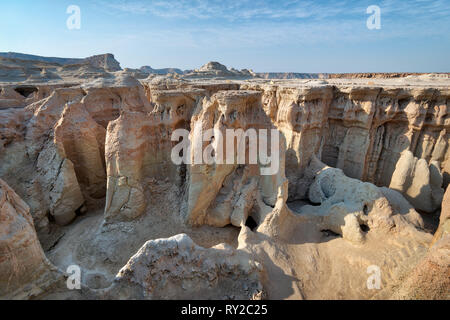 Stars Valley on Qeshm Island in south Iran, taken in January 2019 taken in hdr - Stock Photo