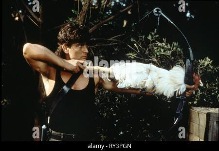 CHARLIE SHEEN, HOT SHOTS! PART DEUX, 1993 - Stock Photo