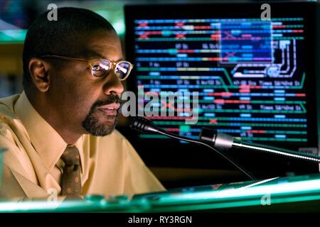 DENZEL WASHINGTON, THE TAKING OF PELHAM 1 2 3, 2009 - Stock Photo