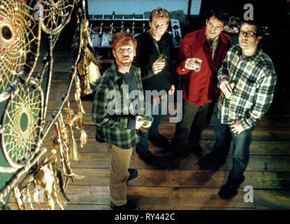 LEWIS,JANE,OLYPHANT,LEE, DREAMCATCHER, 2003 - Stock Photo