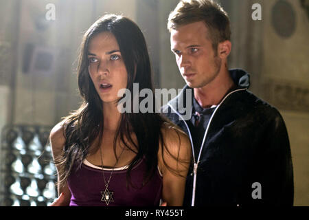 YUSTMAN,GIGANDET, THE UNBORN, 2009 - Stock Photo
