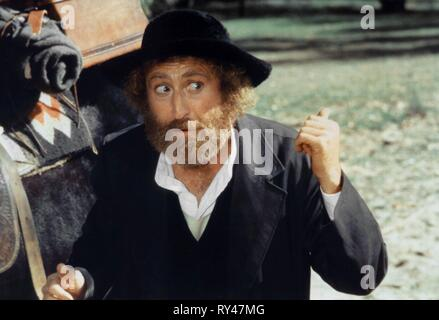 GENE WILDER, THE FRISCO KID, 1979 - Stock Photo