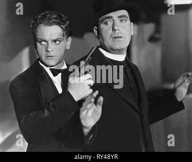 JAMES CAGNEY,PAT O'BRIEN, ANGELS WITH DIRTY FACES, 1938 - Stock Photo