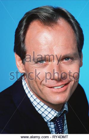 FRED DRYER, HUNTER: SEASON 1, 1984 - Stock Photo
