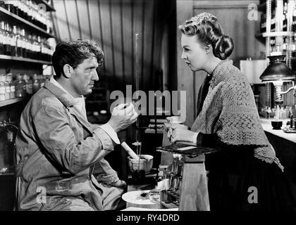 TRACY,JOHNSON, EDISON  THE MAN, 1940 - Stock Photo