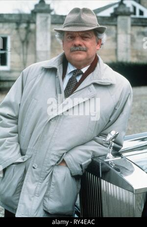DAVID JASON, A TOUCH OF FROST, 1997 - Stock Photo