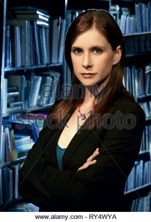 KELLIE MARTIN, MYSTERY WOMAN: SING ME A MURDER, 2005 - Stock Photo