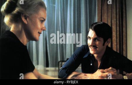 MARIEL HEMINGWAY, ERIC ROBERTS, STAR 80, 1983 - Stock Photo