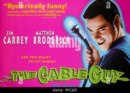 Download Film The Cable Guy 1996