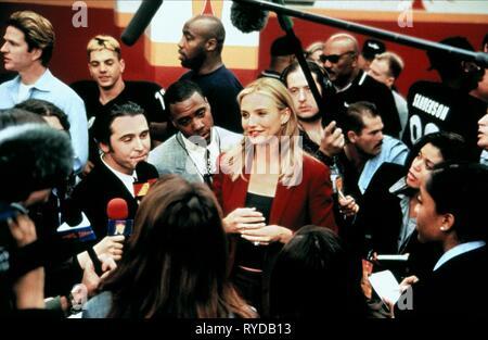 CAMERON DIAZ, ANY GIVEN SUNDAY, 1999 - Stock Photo