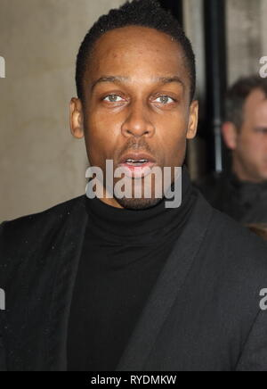 Lemar at The TRIC Awards (Television and Radio Industries Club Awards) at Grosvenor House, Park Lane - Stock Photo