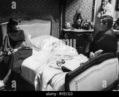 blake edwards, julie andrews, darling lili, 1970 - Stock Photo