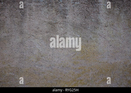 Abstract background grey concrete wall texture. Cement grunge seamless pattern. Rock fence or road structure with scratches. - Stock Photo
