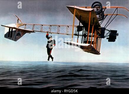 GERT FROBE, THOSE MAGNIFICENT MEN IN THEIR FLYING MACHINES  OR HOW I FLEW FROM LONDON TO PARIS IN 25 HOURS 11 MI, 1965 - Stock Photo