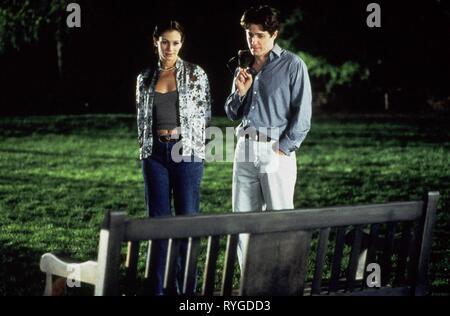 JULIA ROBERTS, HUGH GRANT, NOTTING HILL, 1999 - Stock Photo