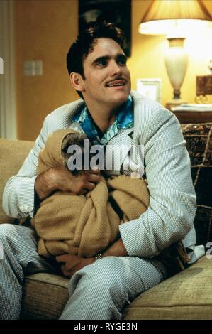 MATT DILLON WITH DOG, THERE'S SOMETHING ABOUT MARY, 1998 - Stock Photo