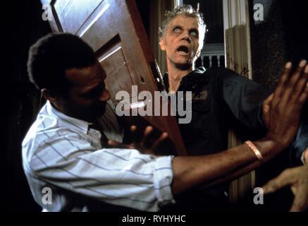 TONY TODD, NIGHT OF THE LIVING DEAD, 1990 - Stock Photo