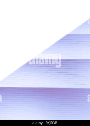 Purple blue elegant striped background pattern with white space - Stock Photo