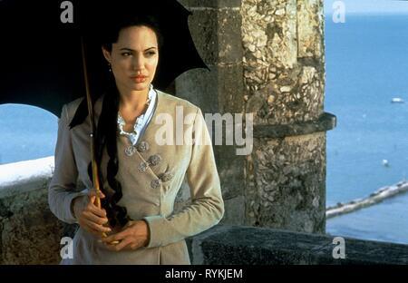 ANGELINA JOLIE, ORIGINAL SIN, 2001 - Stock Photo