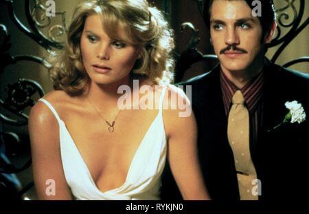 HEMINGWAY,ROBERTS, STAR 80, 1983 - Stock Photo