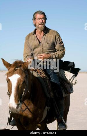 PIERCE BROSNAN, SERAPHIM FALLS, 2006 - Stock Photo