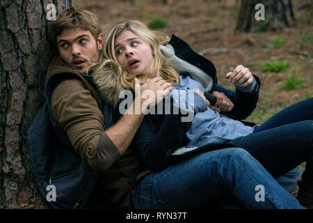 ROE,MORETZ, THE 5TH WAVE, 2016 - Stock Photo