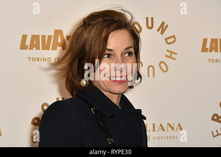 London, UK. 14th Mar, 2019. Darcey Bussell attend Biennial fundraiser in aid of The Roundhouse Trust which helps 3000 11-25 year-olds from all backgrounds to realise their creative potential through opportunities in music, media and performing arts on 14 March 2019 at Roundhouse Gala, London, UK. Credit: Picture Capital/Alamy Live News - Stock Photo