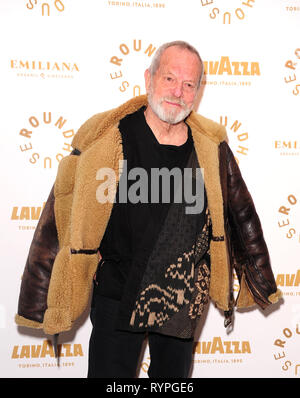 London, UK. 14th Mar, 2019. Terry Gilliam attending  The Roundhouse  Fundraising Gala 2019  London 14th March 2019 Credit: Peter Phillips/Alamy Live News Stock Photo