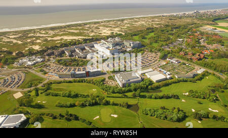 ESTEC: European Space Research and Technology Centre - ESA, The Netherlands - Stock Photo