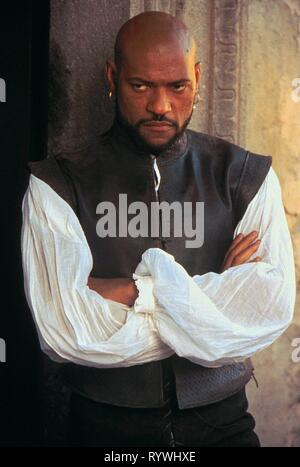 LAURENCE FISHBURNE, OTHELLO, 1995 - Stock Photo