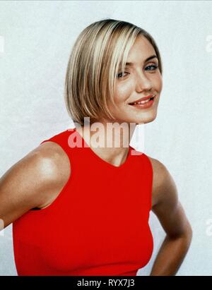 CAMERON DIAZ, THERE'S SOMETHING ABOUT MARY, 1998 - Stock Photo