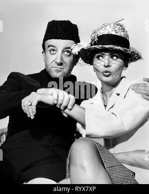 SELLERS,LOREN, THE MILLIONAIRESS, 1960 - Stock Photo